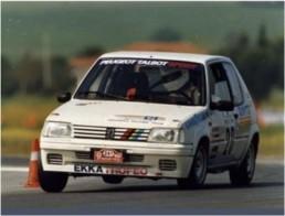 Ntasios Racing Car